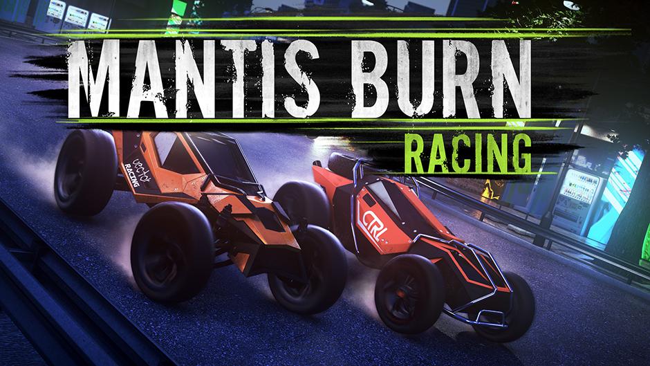 Скачать MANTIS BURN RACING (2016) PC торрент