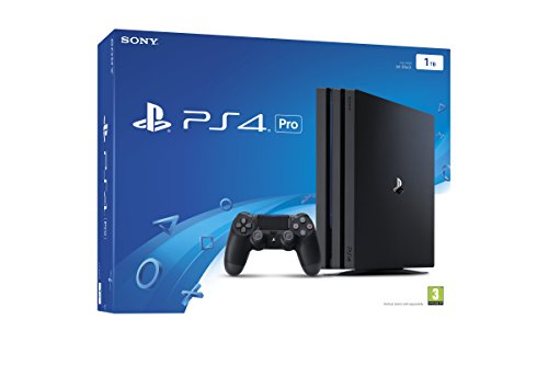 sony playstation 4 pro 1tb the