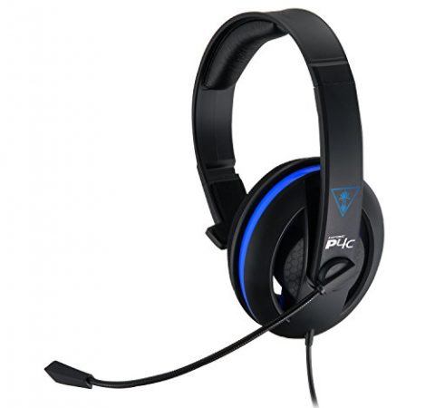 Turtle Beach P4C Chat Headset - PS4 and PS4 Pro - The ...