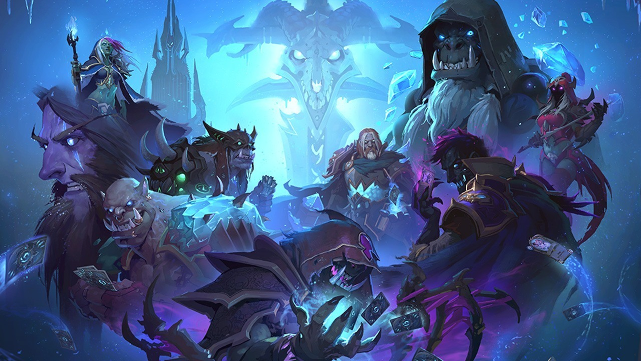 Wow expansion release date