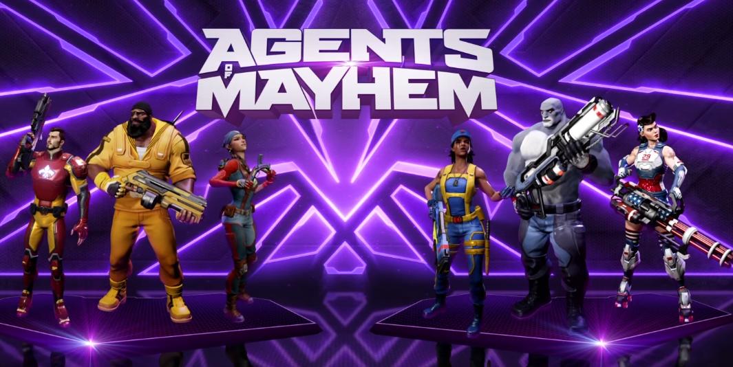 Análisis de Agents of Mayhem