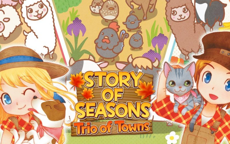 In Shops And On Nintendo Eshop Now Story Of Seasons